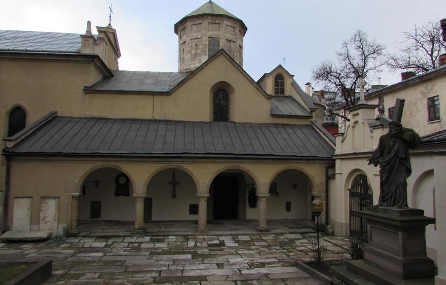 Вірменський квартал